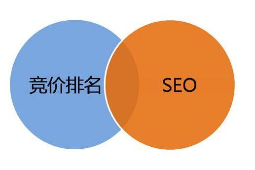 SEO自然排名优化与百度竞价的区别-99资源网