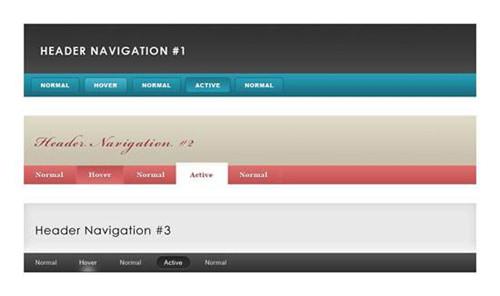 网站建设导航设计的10个技巧