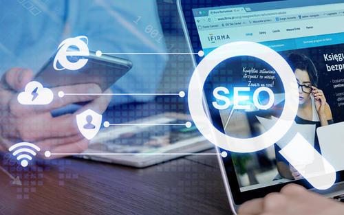 中小型企业网站模板选择思路与SEO优化技巧